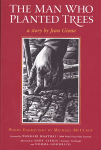 Jean Giono - The Man Who Planted Trees - book